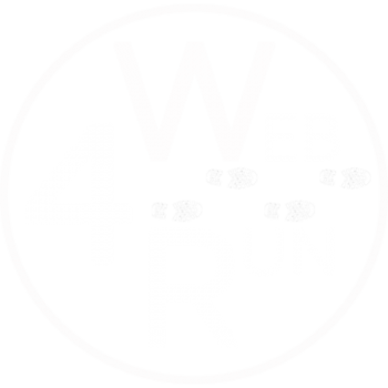 logo les courses virtuelles web4Run by ingenieweb et le-sportif.com